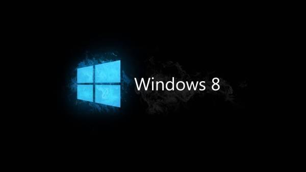 Windows 8 Black