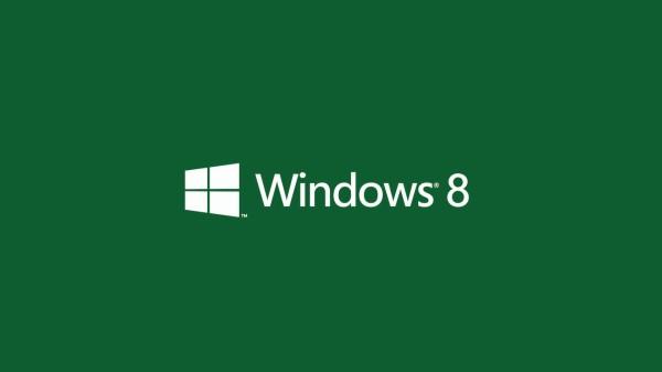 Windows 8 Green